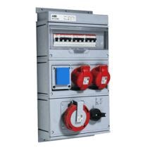 ABB Steckdosen Kombination 2CMA168987R1000 Typ MP32/SW1