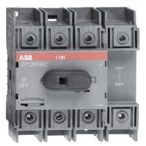 ABB Safety Switch 1SCA105051R1001 Typ OT125F4N2, 4POLIG