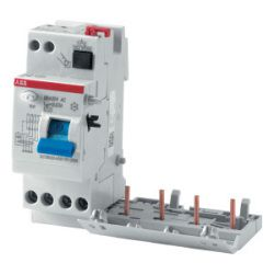 ABB FI Block 2CSB204201R2630 Typ DDA204AS-63/0,1
