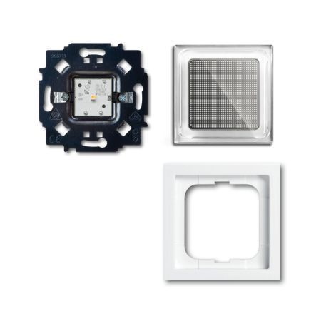 busch jaeger nachtlicht set 2069 11 84 nr 2cka001510a0015. Black Bedroom Furniture Sets. Home Design Ideas