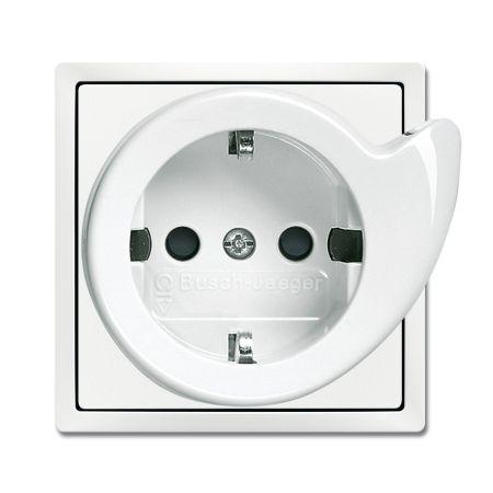 busch jaeger service steckdose 20 eucbdr 84 nr 2cka002013a5418 online kaufen im ens. Black Bedroom Furniture Sets. Home Design Ideas