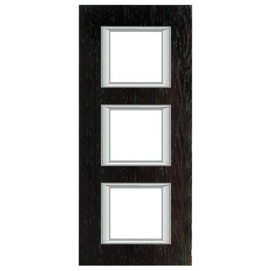 bticino rahmen ha4802 3lwe online bestellen im ens elektronetshop. Black Bedroom Furniture Sets. Home Design Ideas