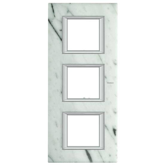 Bticino Rahmen HA4802/3RMC