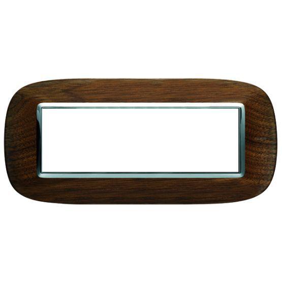 bticino rahmen hb4806lnc online bestellen im ens elektronetshop. Black Bedroom Furniture Sets. Home Design Ideas