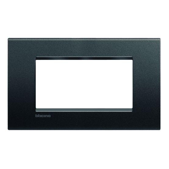 bticino rahmen lna4804ar online kaufen im ens elektronetshop. Black Bedroom Furniture Sets. Home Design Ideas
