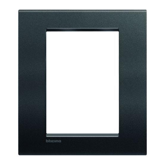 bticino rahmen lna4826ar online bestellen im ens elektronetshop. Black Bedroom Furniture Sets. Home Design Ideas