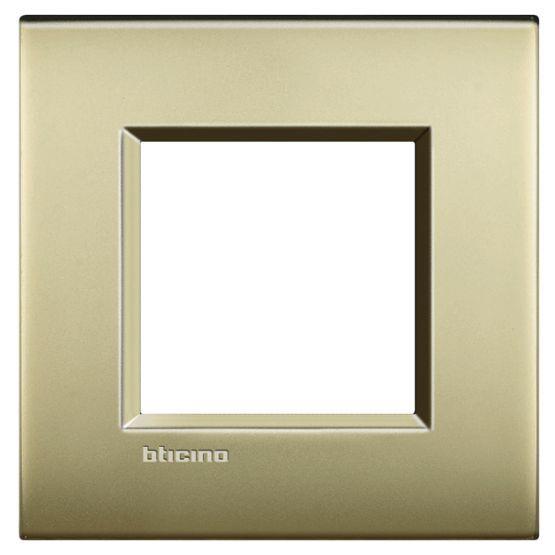 bticino rahmen lnc4802of online bestellen im ens elektronetshop. Black Bedroom Furniture Sets. Home Design Ideas