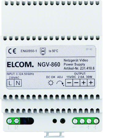 elcom innenstation video 1832103 typ bvf 210 ws online bestellen im ens elektronetshop. Black Bedroom Furniture Sets. Home Design Ideas