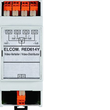 Elcom Videoverteiler RED614Y