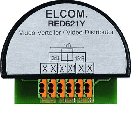 Elcom Videoverteiler RED621Y