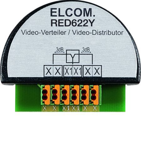 Elcom Videoverteiler RED622Y