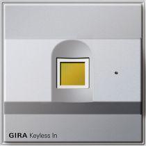 gira keyless fingerprint 260765 online shop im ens. Black Bedroom Furniture Sets. Home Design Ideas
