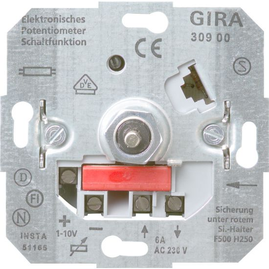 Gira Potentiometer 1-10V 030900