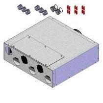 Helios FlexPipe Flach Verteilerkasten 3845 Typ FRS-FVK 6-75/125 Preisvergleich