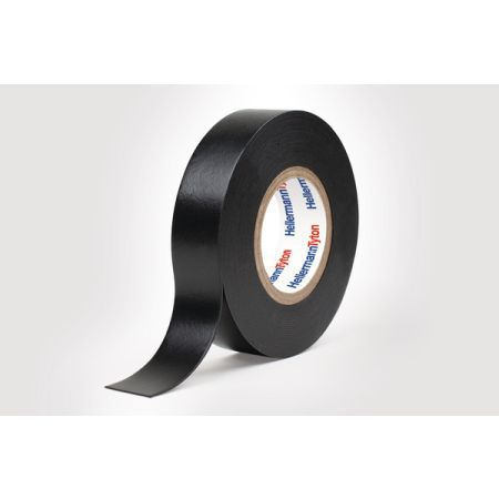 Hellermann Isolierband 711-00312 Typ HTAPE-POWER715-25x10 EPR BK 10