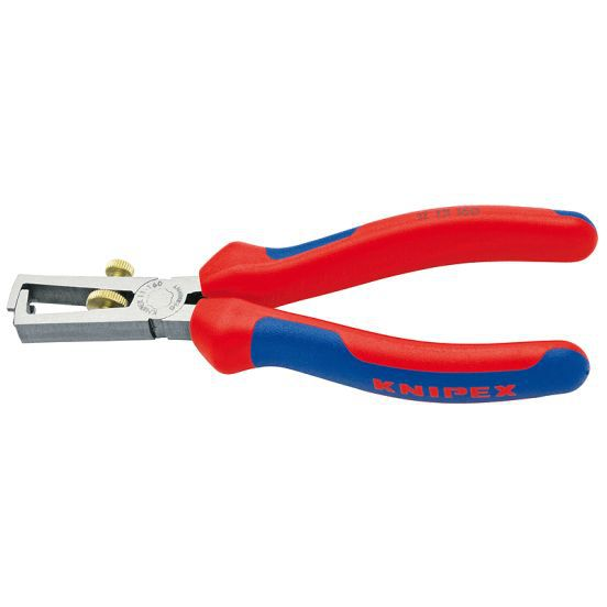 Knipex Abisolierzange 11 12 160 EAN Nr. 4003773034964