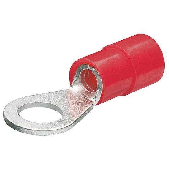 KNIPEX 97 99 170 Kabelschuhe Ringform isoliert je 200 Stück 120 mm