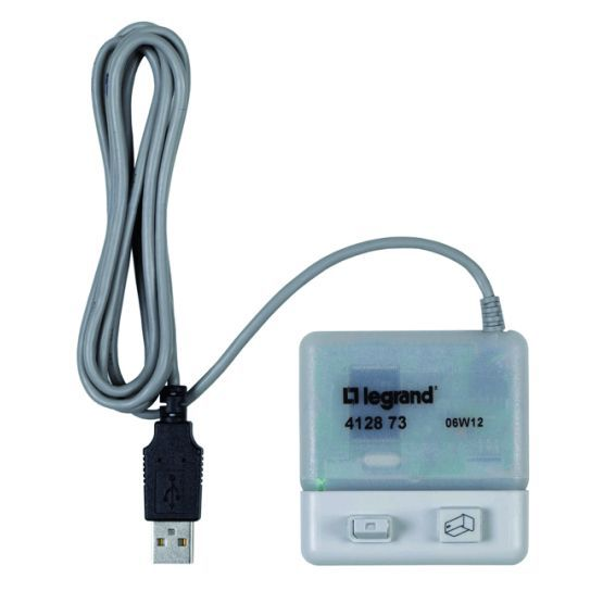 Legrand PC-Adapter und Software 412873
