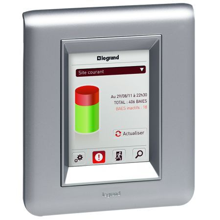 Legrand Touchscreen 062601