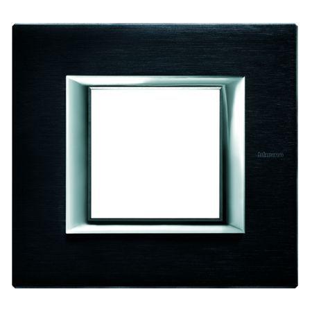 bticino rahmen ha4802xs online bestellen im ens elektronetshop. Black Bedroom Furniture Sets. Home Design Ideas