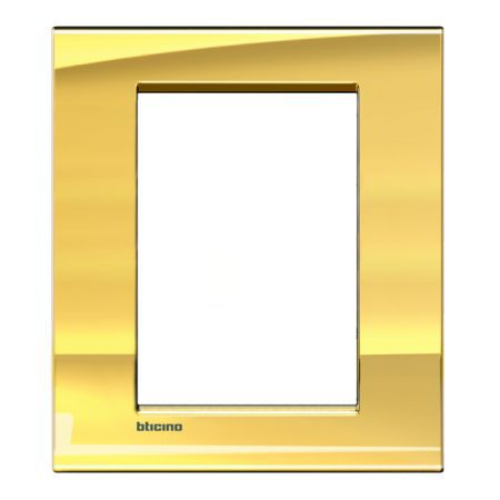 bticino rahmen lna4826oa online bestellen im ens elektronetshop. Black Bedroom Furniture Sets. Home Design Ideas