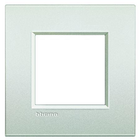 bticino rahmen lnc4802pr online bestellen im ens elektronetshop. Black Bedroom Furniture Sets. Home Design Ideas
