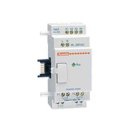 Lovato Electric Programmierbares LRE08RA240
