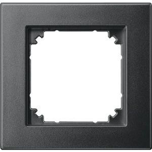 merten rahmen 1fach 486114 online kaufen im ens elektronetshop. Black Bedroom Furniture Sets. Home Design Ideas