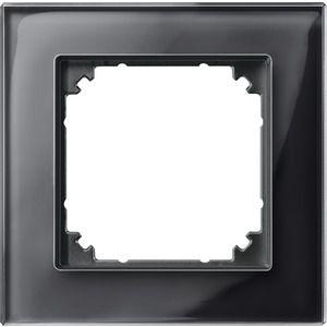 merten echtglasrahmen 1fach 489103 online einkaufen im. Black Bedroom Furniture Sets. Home Design Ideas
