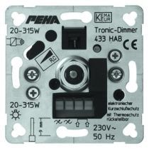 Peha Phasenabschnittdimmer D 433 HAB O.A Nr. 00210213