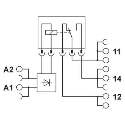 Phoenix Contact PLC Interface 2967620 Typ PLC-RSC- 24DC/21HC Preisvergleich
