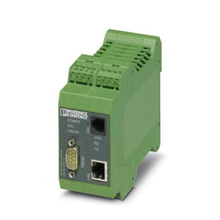 Phoenix Contact Router 2902710 Typ TC DSL ROUTER X500 A/B