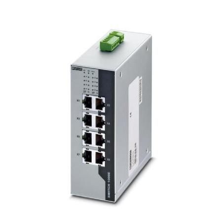Phoenix Contact Industrial Ethernet Switch 2891065 Typ FL SWITCH 1008E