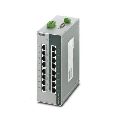 Phoenix Contact Industrial Ethernet Switch 2891059 Typ FL SWITCH 3016T