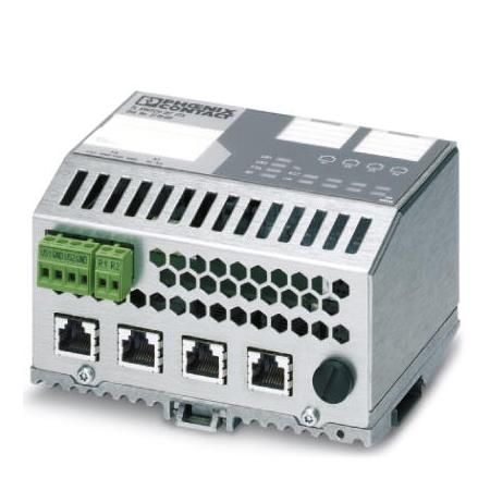 Phoenix Contact Industrial Ethernet Switch 2700689 Typ FL SWITCH IRT 4TX