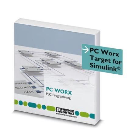 Phoenix Contact Software Add on 2400041 Typ PC WORX TARGET FOR SIMULINK
