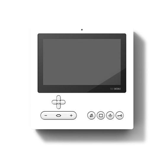 Siedle Video Panel 200044217-00 Typ BVPS 850-0 WH/W Preisvergleich
