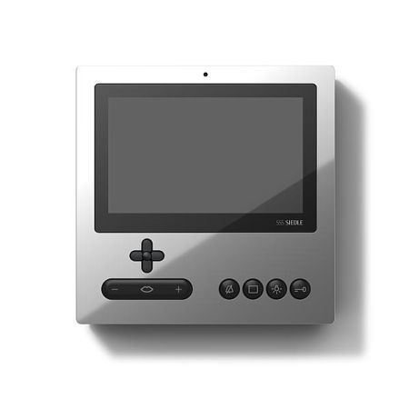 siedle video panel 200044763 00 typ bvps 850 0 ec s online. Black Bedroom Furniture Sets. Home Design Ideas