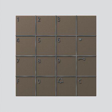 siedle codeschlossmodul 200038884 00 typ com 611 02 bg. Black Bedroom Furniture Sets. Home Design Ideas