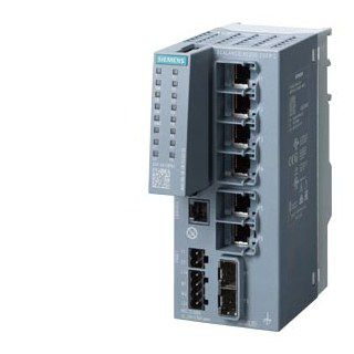 Siemens Switch 6GK5206-2GS00-2TC2 Typ 6GK52062GS002TC2