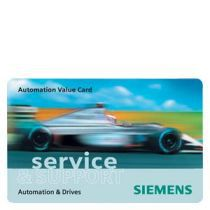 Siemens Automation Value Card 6ES7997-0BA00-0XA0