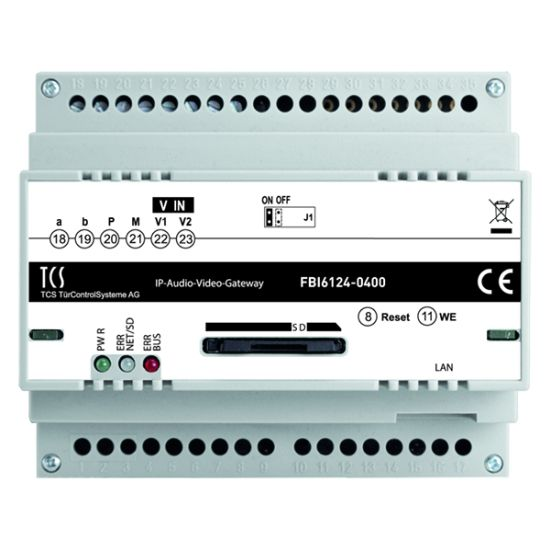 TCS Audio Gateway FBI6124-0400 Typ 915