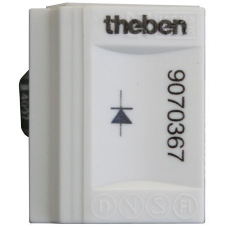 Theben Diodenmodul 9070367 Typ Diodenmodul LUXOR EAN Nr. 4003468903605