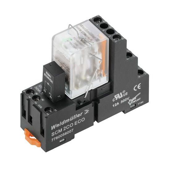 Weidmüller Relaiskoppler 1542420000 Typ DRMKIT 220VDC 4CO LD Preisvergleich