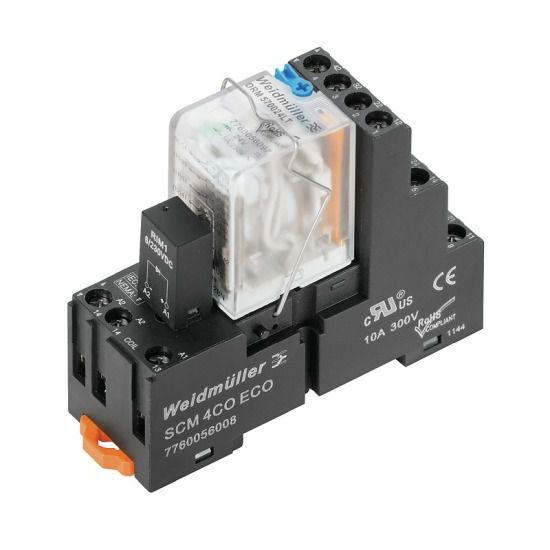 Weidmüller Relaiskoppler 1542520000 Typ DRMKIT 220VDC 4CO LD/PB Preisvergleich