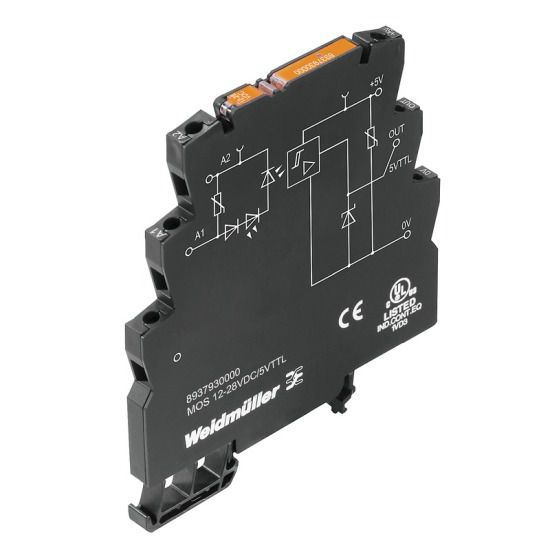 Weidmüller Solid State Relais 8937930000 Typ MOS 12-28VDC/5VTTL